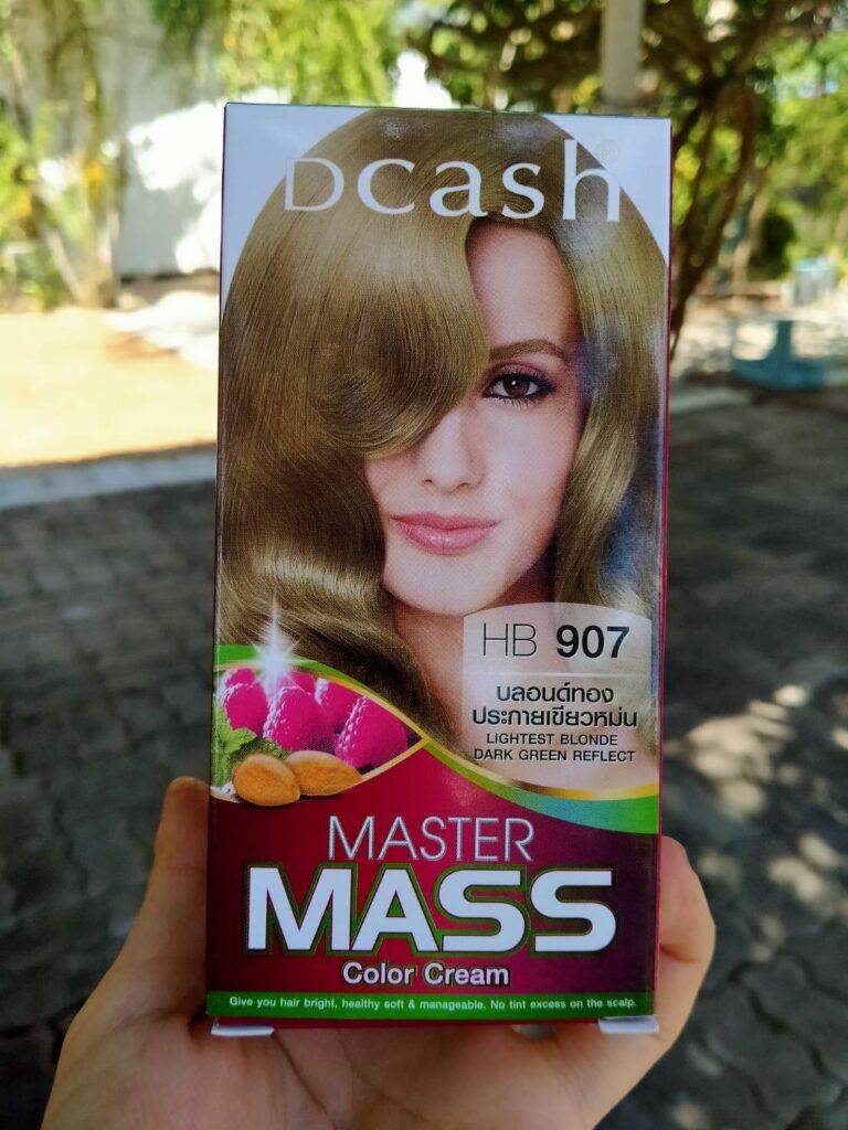タイで買えるヘアカラー