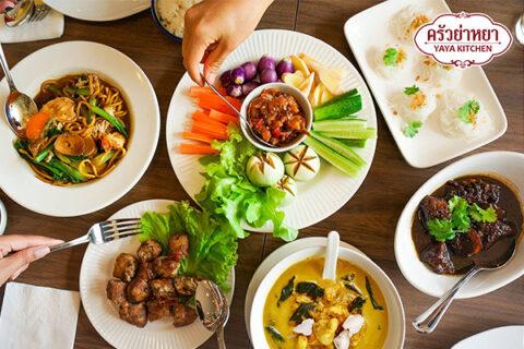 プーケットプラナカンミュージアム内の南タイ料理店