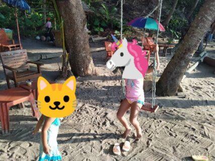 プーケットのシークレットビーチ、バナナビーチ