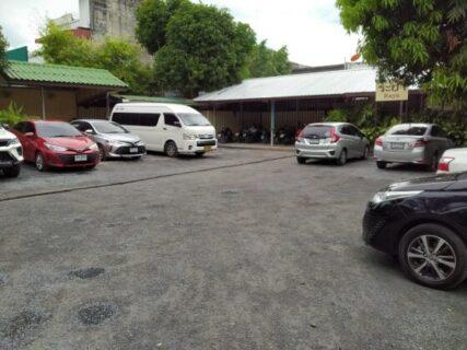 ミシュランガイド プーケット2021ビブグルマン獲得のRaya(ラヤー)駐車場